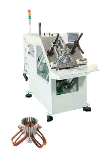 Coil Inserting Machine