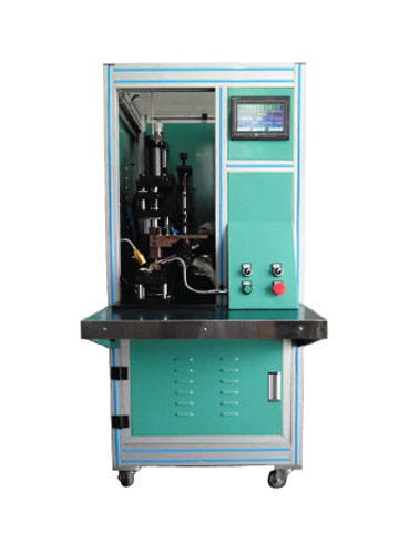Commutator Welding Machine