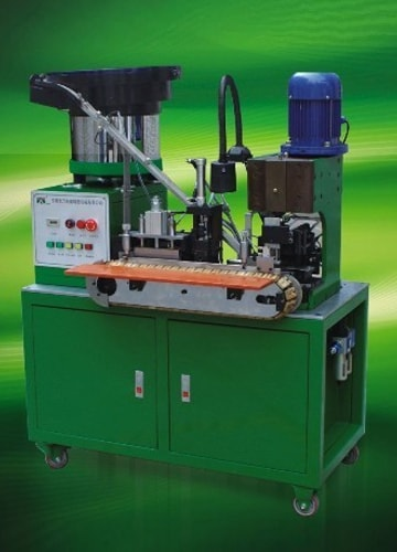 Fully Automatic Cut and Strip Machine For 2 Pin