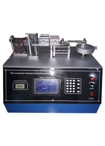 Microcomputer Insertion Force Test Machine