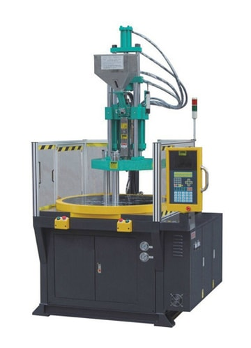 Vertical Injection Molding Machine 15 Ton 2 Side Operation