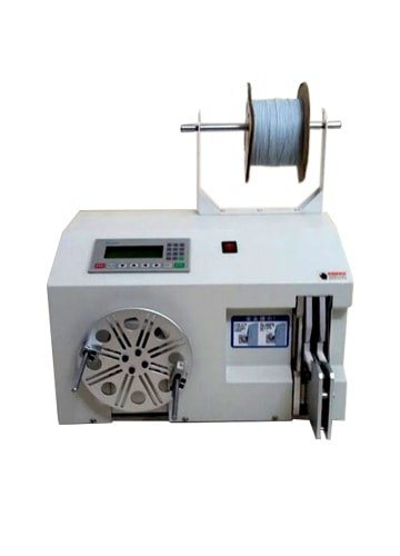 Tie Binding Winding Machine