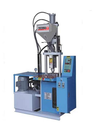 Resistance Tester In Plastic Molding : Crimping machines and vertical injection molding