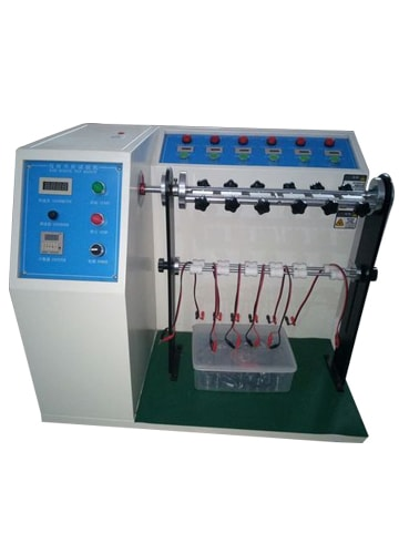 Wire Bending Test Machine